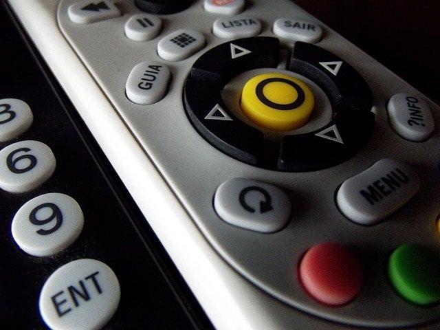 comando de tv