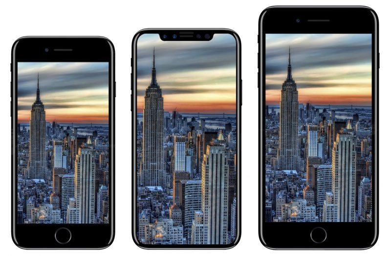 IPhone 8 será mais caro e terá três opções de cor — Rumores