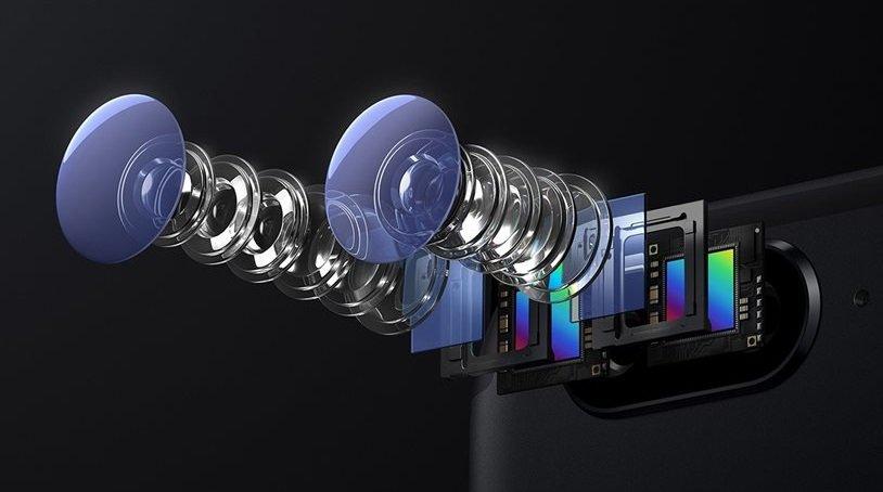 OnePlus 5 estabilização