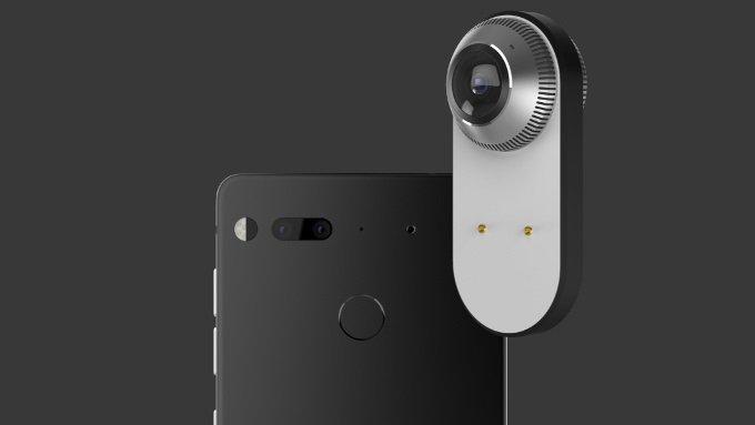 câmera 4k e 360