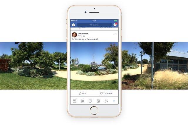 facebook app 360