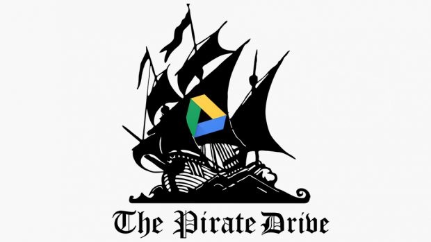 google drive pirate bay