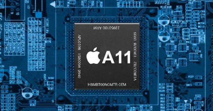 a11 da apple