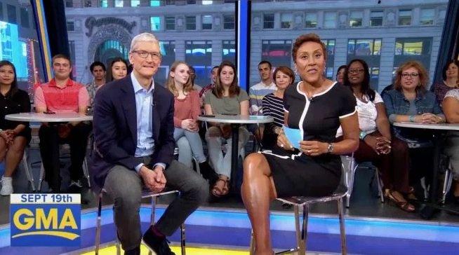 apple entrevista