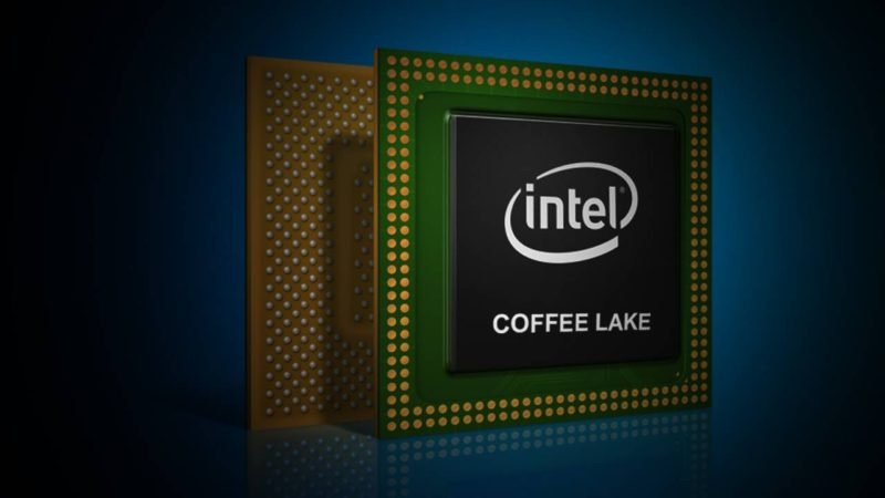 intel processador Coffee Lake