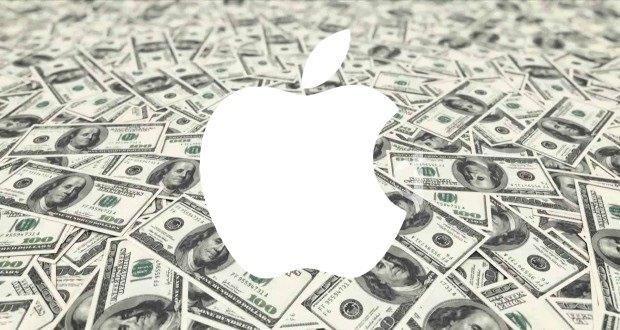 apple dinheiro