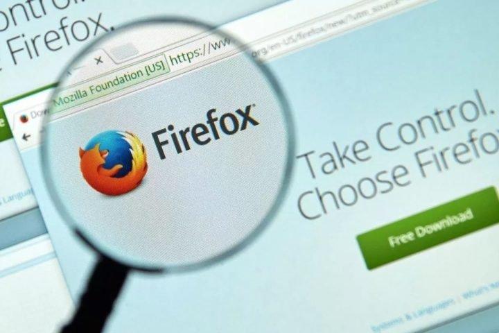 firefox navegador