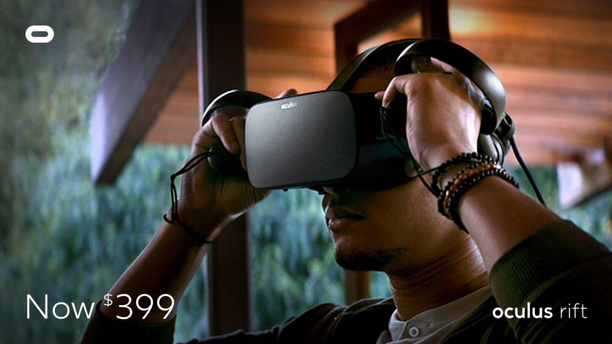 oculus rift preço
