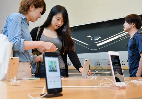 iphone na loja