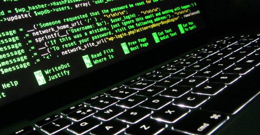 computador linha de comandos