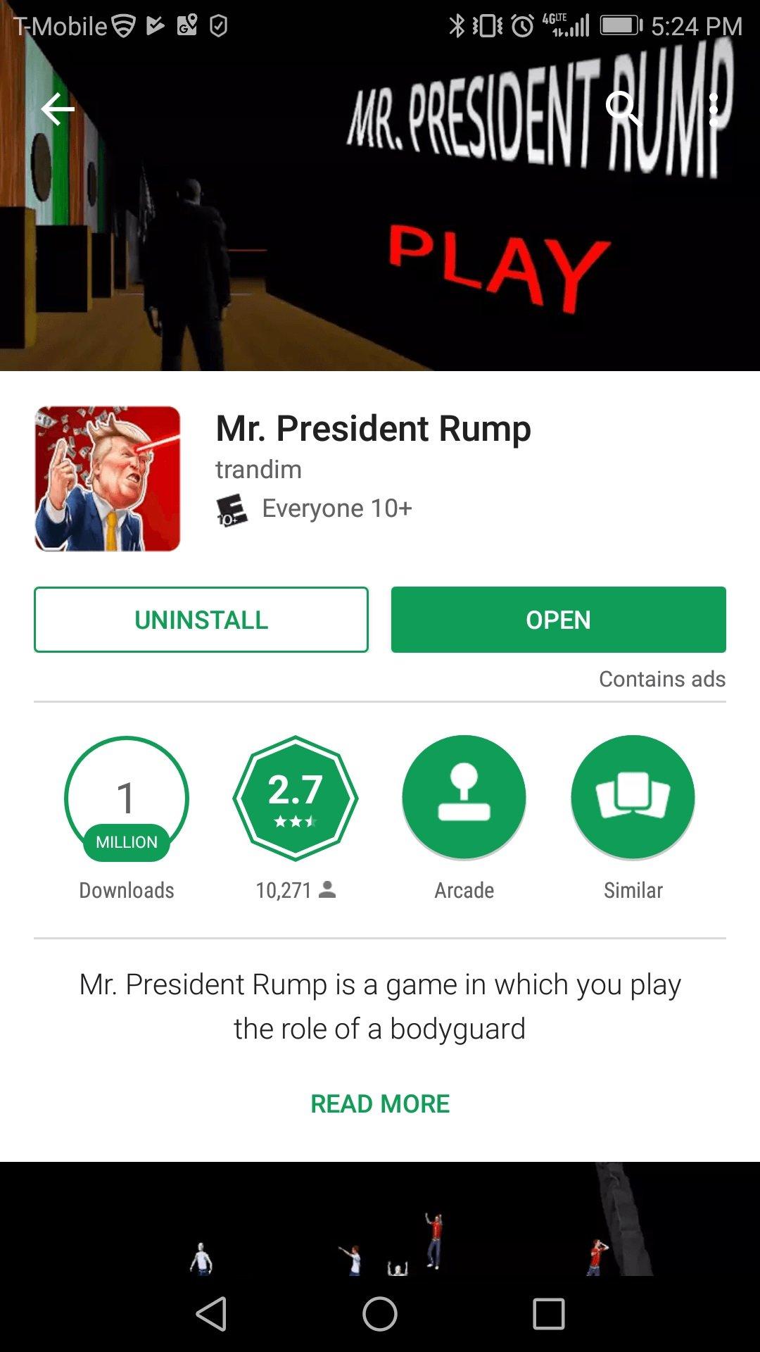 aplicação maliciosa na play store