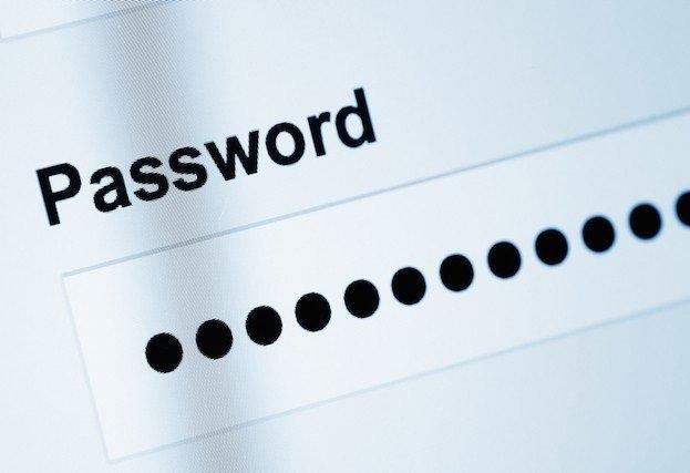 password imagem