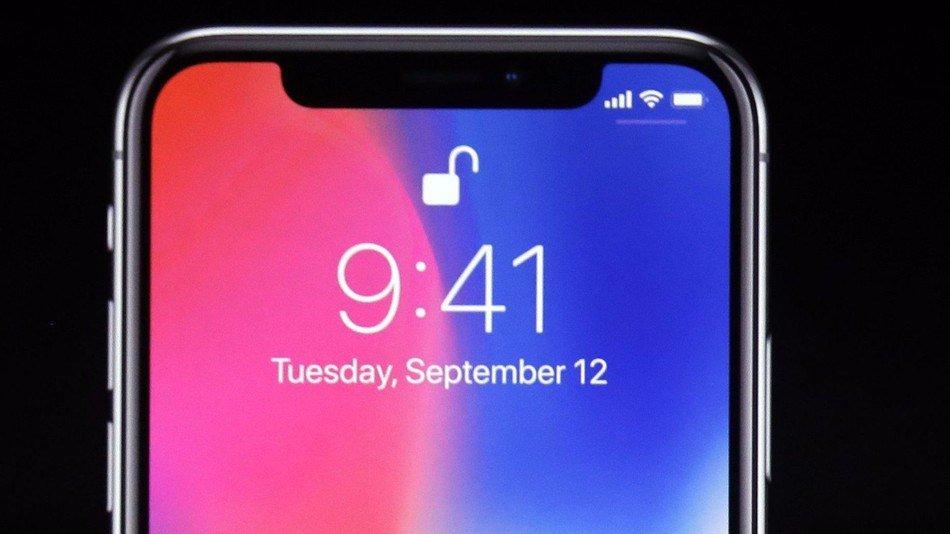 iphone x notch