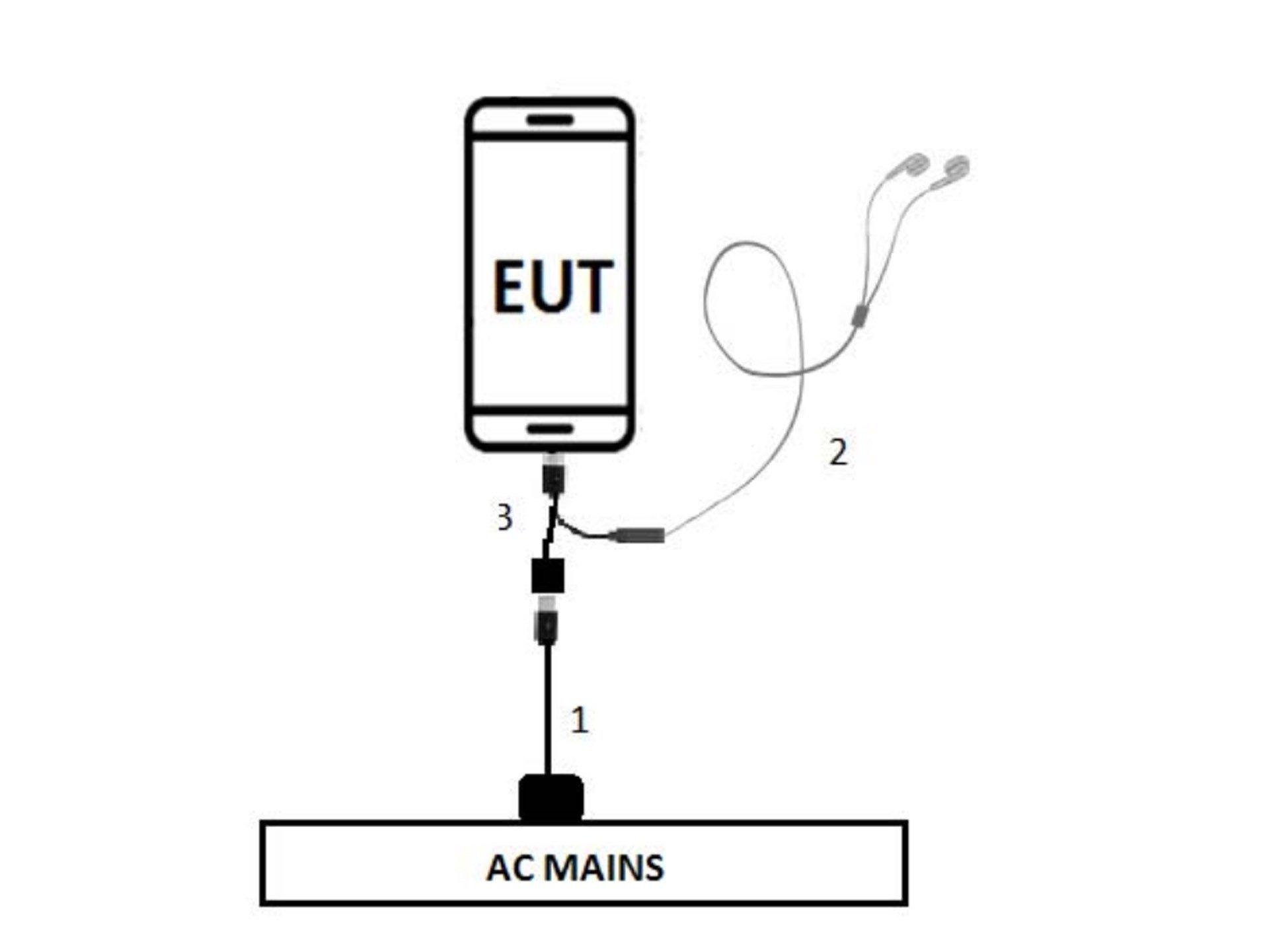imagem da fcc smartphone sony