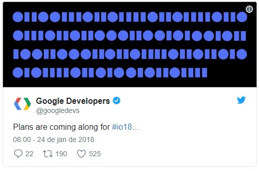 twitter google developers