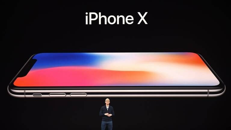 iphone x apple vendas