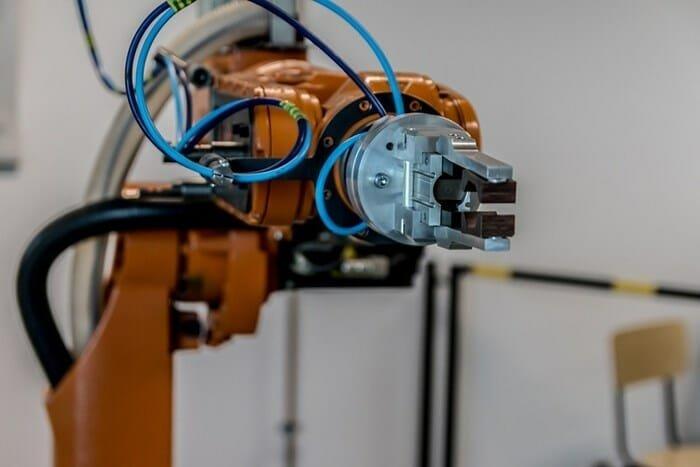 robot foxconn