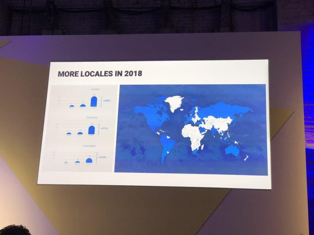 imagem países google assistente
