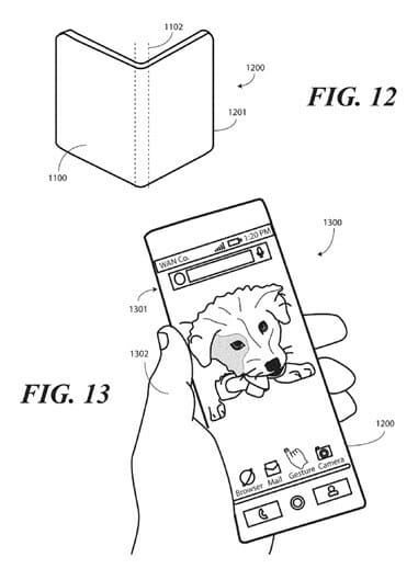 imagem patente smartphone