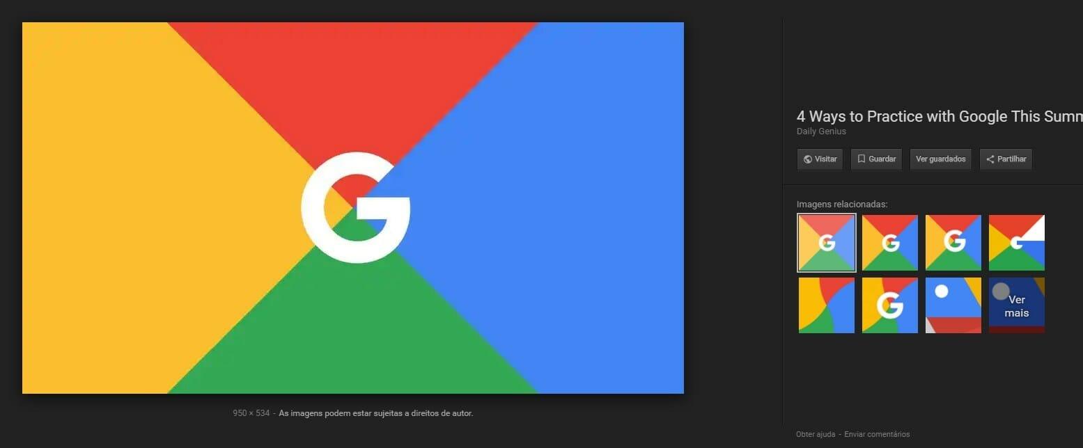 imagem pesquisa google