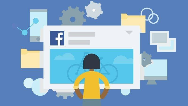facebook utilizador ecrã