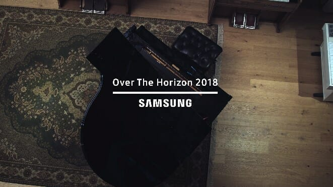 samsung over the horizon