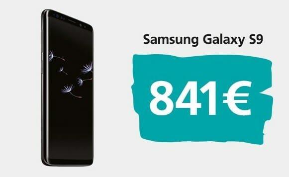 samsung galaxy s9 preço