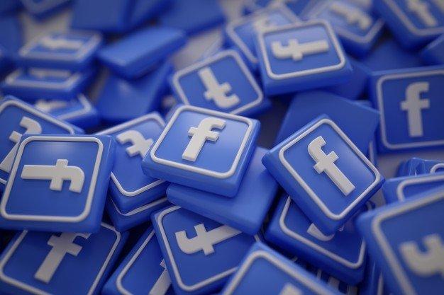 facebook botões