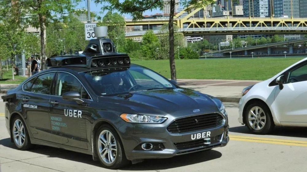 carro uber autonomo