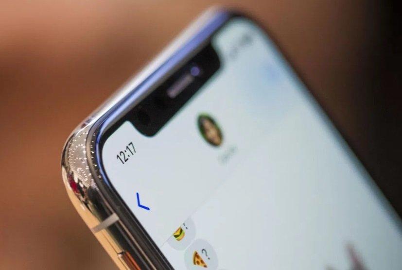 saliencia iphone x