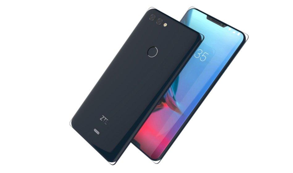 zte iceberg smartphone