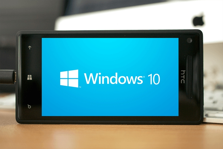 windows 10 smartphone htc