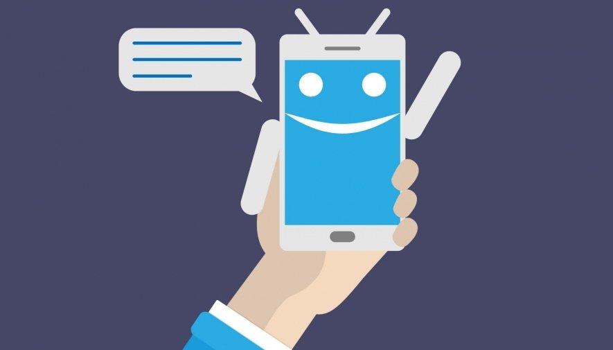 bot mensagem smartphones