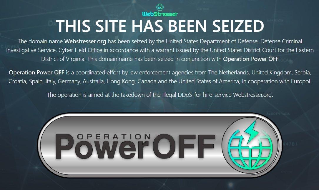 site ataques DdoS
