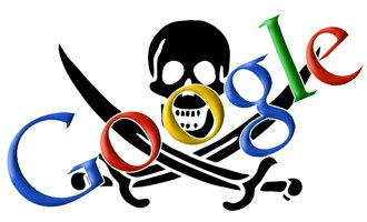 Pirataria no Google