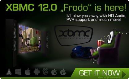XBMC 12 Frodo